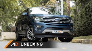 2019 Ford Expedition 3.5 Limited Max 4WD - AutoDeal Unboxing