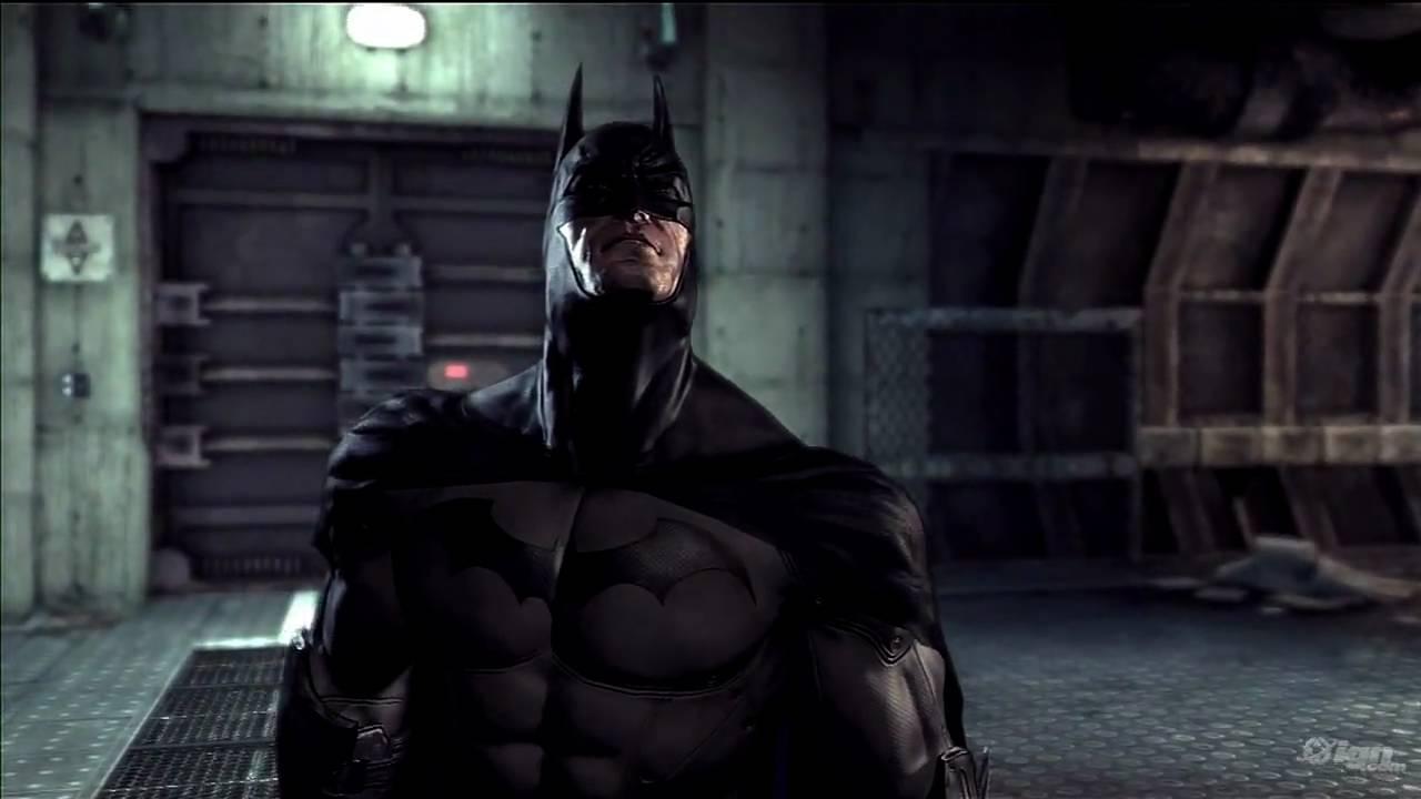 Image result for Batman Arkham Asylum - Review