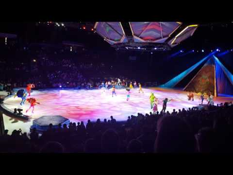 Frozen on Ice US Bank arena 5-13-16(12)