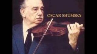 Shumsky playing Kreisler