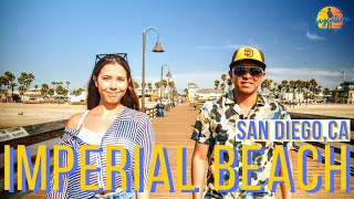 TOP THINGS TO DO IN IMPERIAL BEACH - San Diego California Travel Guide