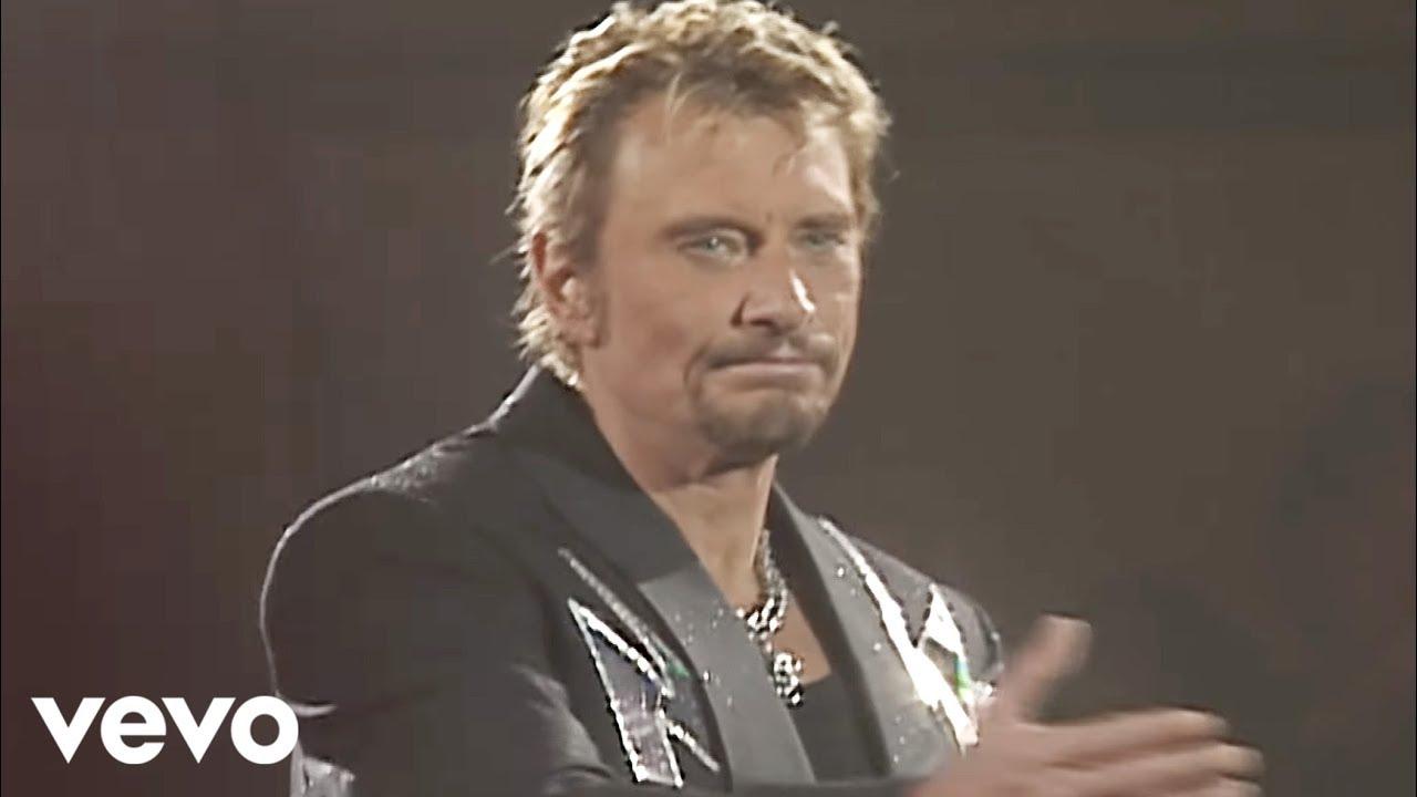 Johnny Hallyday - Allumer le feu (Live Stade De France 11/09/98)