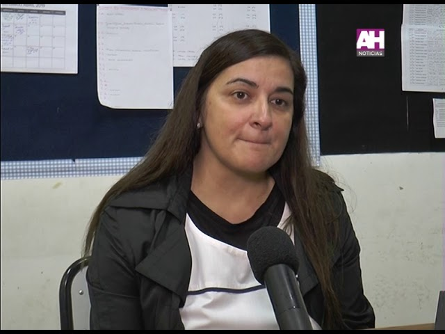 SILVIA FRONTERA   DIRECTORA ESCUELA Nº 49   CHARLA DE ALIMENTACION Y ACTIVIDAD FISICA