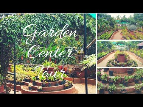 Garden Center Tour - A Special plant Nursery visit