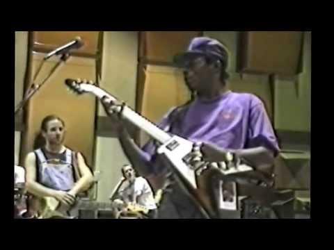Jimi Hendrix Guitar Festival, Bumbershoot, Seattle,1995