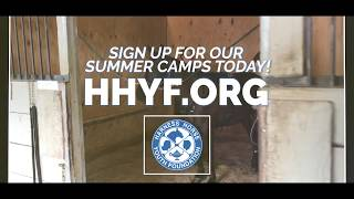 Harness Horse Youth Foundation Summer Camps!