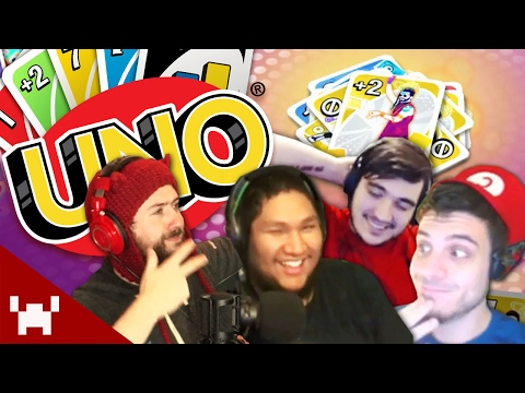 PLAY THAT FUNKY MUSIC! (UNO Just Dance DLC Multicam w/ Ze, Chilled, GaLm, & Smarty)
