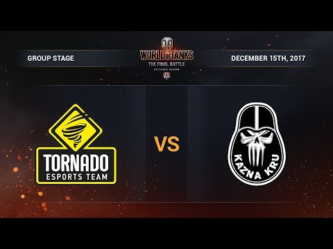 Tornado Energy vs Kazna Kru. The Final Battle. Group B