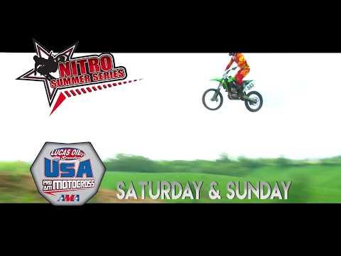 Sept. 30th-Oct. 1st, 2017: Lucas Oil Speedway USA Pro-Am Motocross