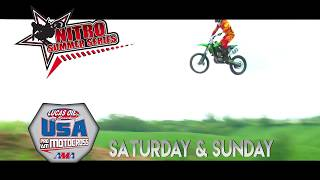 Sept. 30th-Oct. 1st, 2017: Lucas Oil Speedway USA Pro-Am Motocross