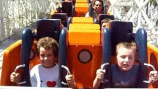my backyard roller coaster X-SCREAM 2