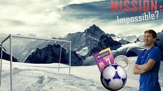 MISSION IMPOSSIBLE #1 (ПЕРЕКЛАДИНА И УЧЕБНИК ФИЗИКИ)