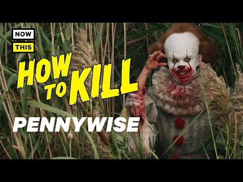 How to Kill Pennywise | NowThis Nerd