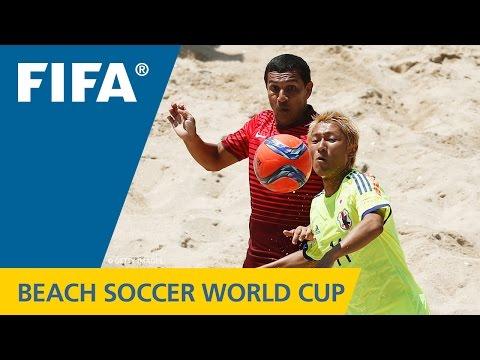 HIGHLIGHTS: Portugal V. Japan - FIFA Beach Soccer World Cup 2015