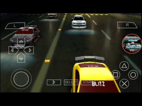 NFS Underground Rivals Tales Of The World Radiant Mythology 3 Indonesia Series Race 4 Of 7