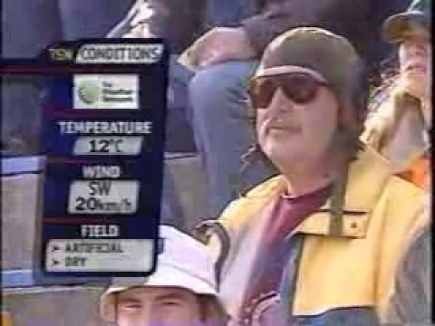 1999 Atlantic Bowl Waterloo at SMU Nov 20