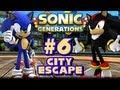 Sonic Generations PC - (1080p) Part 6 - City Escape