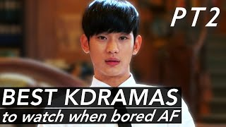 Best KDRAMAs to watch while you #stayathome (pt.2)
