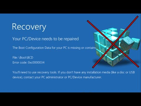 What happens when you delete all Registry in Windows 10