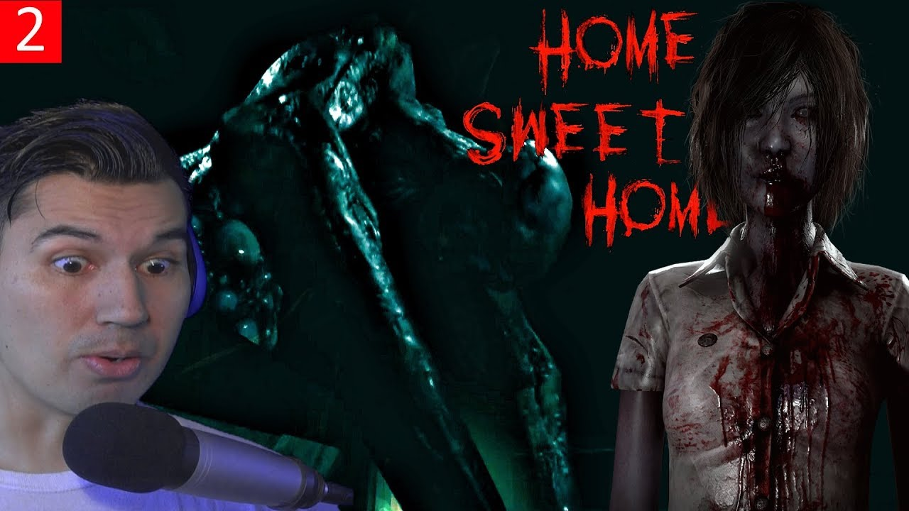 Facing The Huge Scary Monster Home Sweet Home 2 Indie Horror