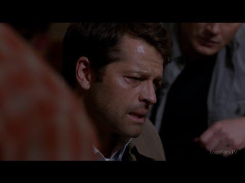 Кас впервые покурил спайс (Сверхъестественное 11 сезон 3 серия / Supernatural S11E03)