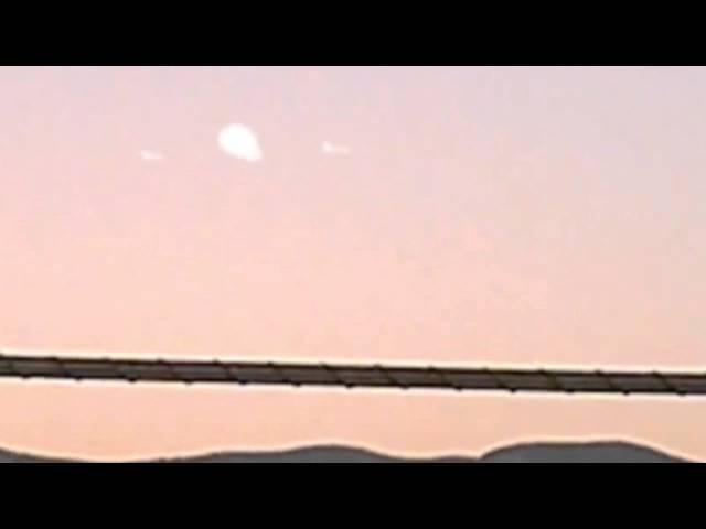 Daytime UFO activity over Cartagena, Spain 27 November 2013