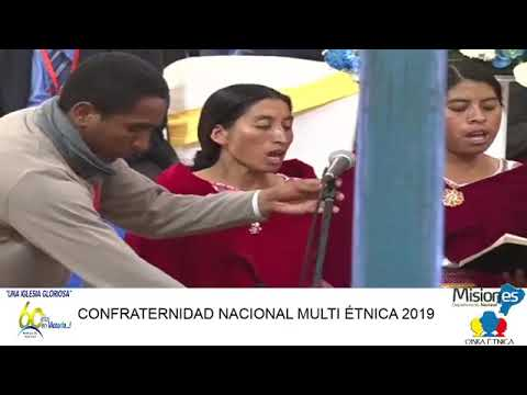 Confraternidad Nacional Multi Étnica 2019