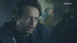 """""""Korona królów"""" – """"Pozwól jej wyjechać!"""" – scena z odc. 109"""