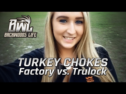 Factory Chokes vs Custom Chokes - Backwoods Life