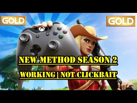 How To Play Fortnite Without Xbox Live Gold In Season 2 Of Chapter 2!!! (2020) *NOT Fake*