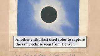 Solar Eclipses: Past and Present at the National Archives