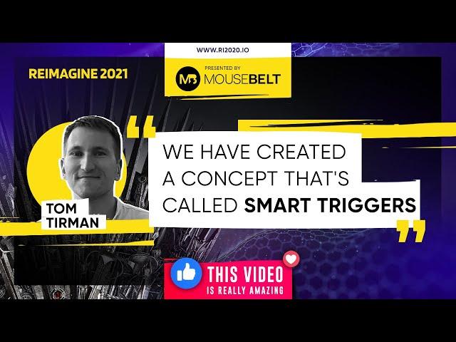 REIMAGINE 2021 - Tom Tirman - PARSIQ - CEO