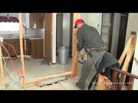 How To Remove a Non-Load Bearing Wall