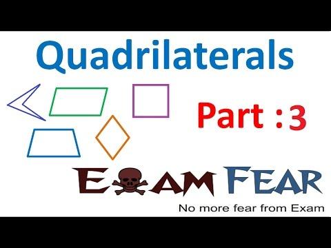 Maths Quadrilaterals part 3 (Convex vs concave Polygon) CBSE Class 8 Mathematics VIII