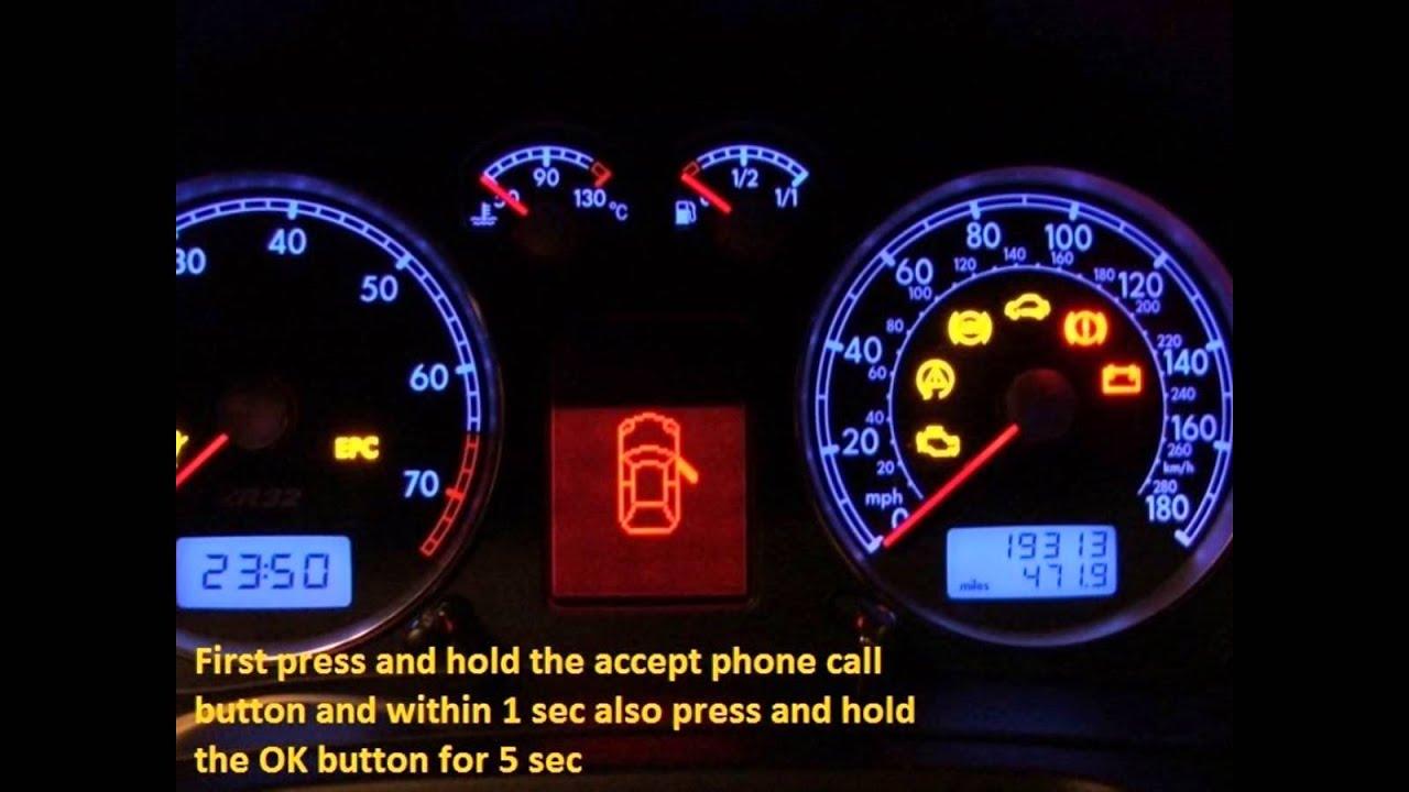 Pontiac Torrent GXP 2008-2009 - how to reset service light ...