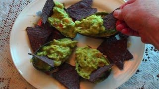 Guacamole Avocado Dip Fresh Easy Recipe Gluten Sugar Lactose Free Vegan Guac Health Food