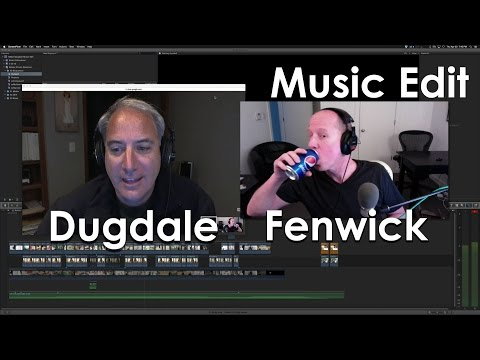 Editing Music to a Promotional Video with Chris Fenwick