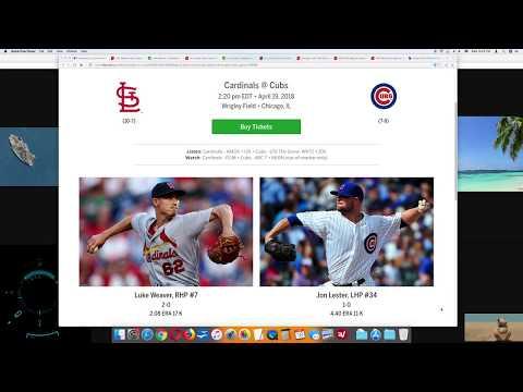 top-mlb-pick-st.-louis-cardinals-vs-chicago-cubs-4/19/18-thursday-baseball