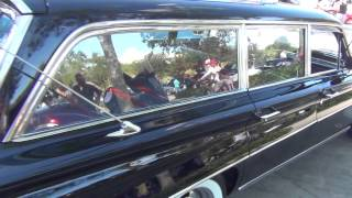 Antique Buick Station Wagon