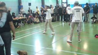 Milo (Badness crew) - Présélection Battle One day One step One moov 2014