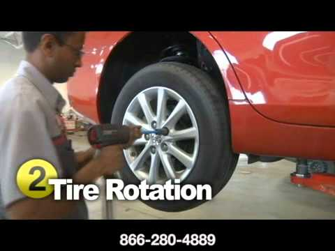Wheel and Tire Shop for Toyota Tire Size Gulfport Biloxi MS