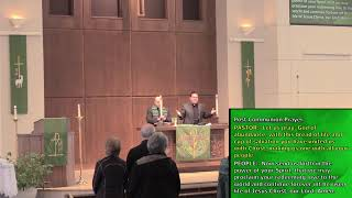 January 17, 2021-  Second Sunday of Epiphany with Pastor Steven Cauley