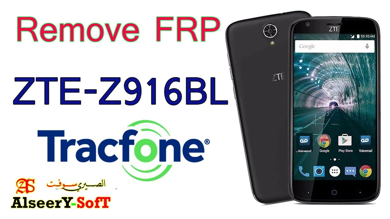 How To Bypass Frp Zte Z717vl Tracfone Google Account | AHOK GA