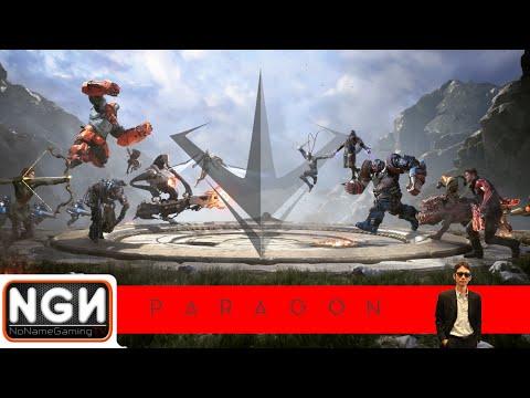 Paragon เกมออนไลน์แนว MOBA ผสม TPS กราฟิกอลังเว่อร์ (PS4/PC/เกมออนไลน์)