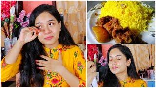 পহেলা বৈশাখের দিন কেন কাঁদলাম   বাড়িতে পোলাও আর কষা মাংস রান্না   Bengali Vlog