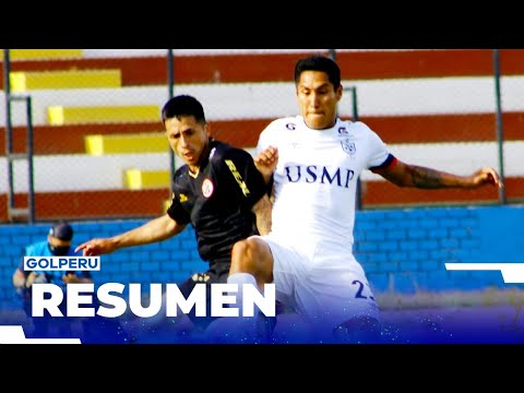 U. San Martin Cajamarca Goals And Highlights
