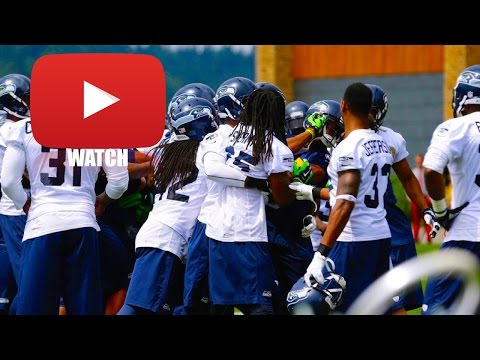 "Best NFL Fights ""Mini Camp Edition"" (Part 1)"