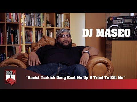 DJ Maseo - Racist Turkish Gang Beat Me Up & Tried To Kill Me (247HH Wild Tour Stories)