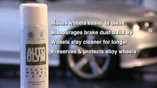 Autoglym's Alloy Wheel Seal