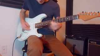 Suhr Classic Antique - Stratocaster Demo (ML Standard Pickups)